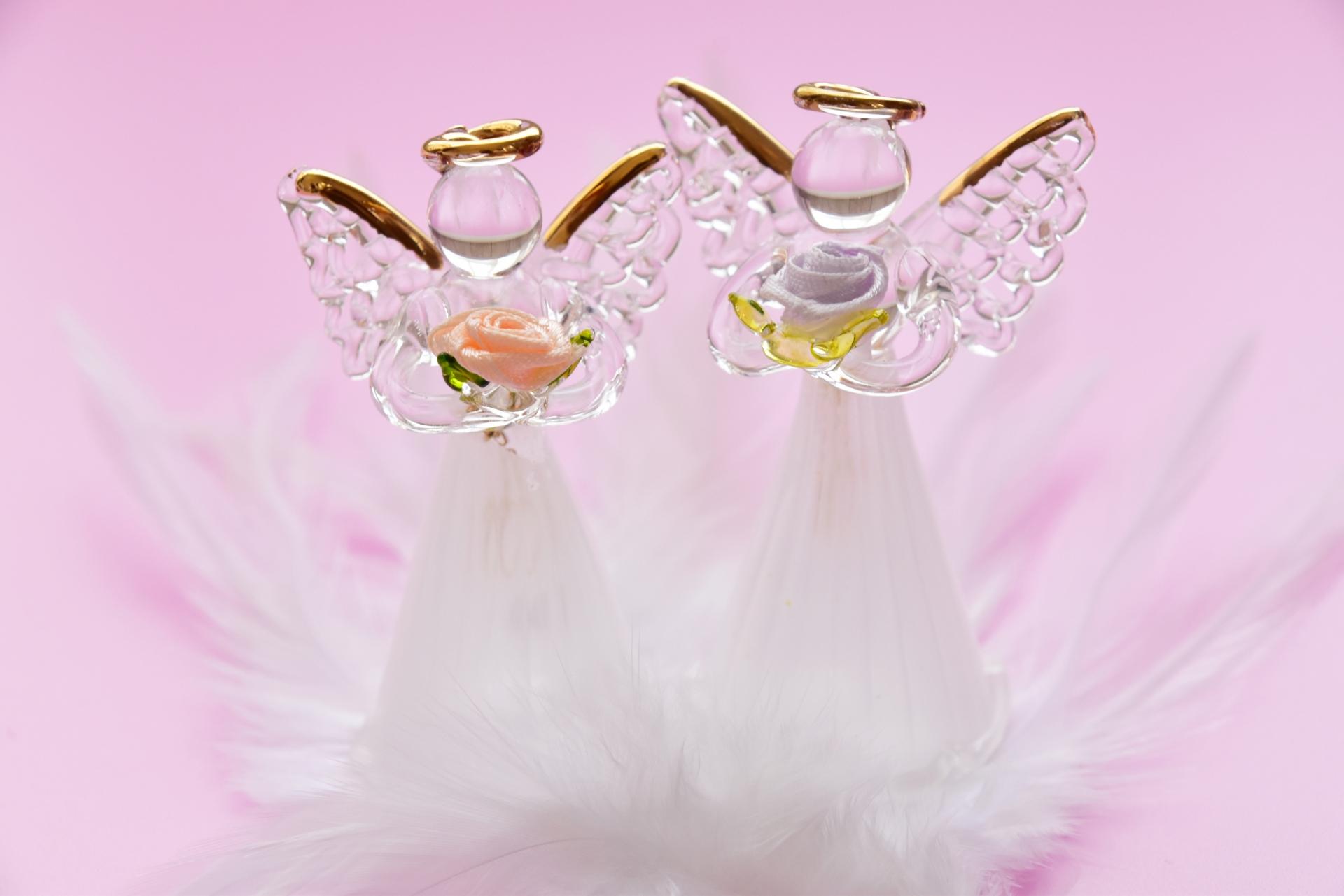 ガラス天使